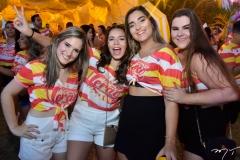 Ana Clara Mendonça, Leticia Parente, Gabriela Andrade e Sâmia Amora