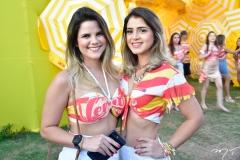 Ana Paula Pinheiro e Natália Nogueira