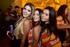 Luana Aguiar, Marcele do Vale e Juliana Raz
