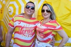 Márcio Freitas e Linda Tavares