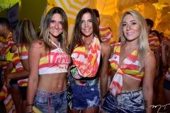 Marcela Gular, Camila Militão e Ingrid Garcia
