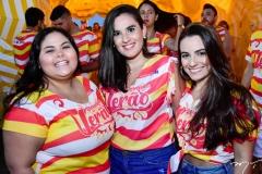 Mariana e Leticia Braga e Samile Fasanha