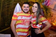 Rafael Girão e Natalia Maciel
