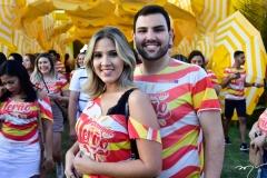 Thais Melo e Pedro Vieira