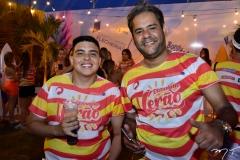Victor Colares e Elio Freitas