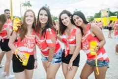Carol Moreira, Vitória Pinheiro, Gabriela Calça e Maria Fernanda Bittencourt