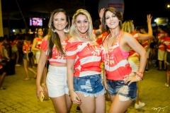 Jana Leite, Camila Guerra e Ivana Holanda