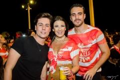 Lucas Bill, Roberta e Heitor Borges