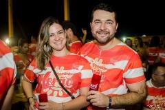 Suyane Reis e Leonardo Martins