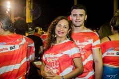 Luciana Torres e Thiago Alves