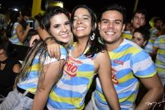 Amanda Viana, Leticia e Daniel Rocha