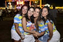 Beatriz Chastient, Amanda Breu, Samia Muniz e Julia Brasil