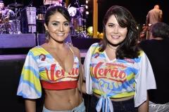 Emanoela Oliveira e Raissa Furtado