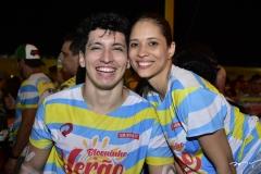 João Marcos Sousa e Carolina Rodrigues