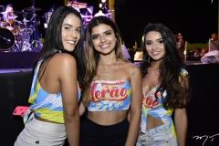 Leticia Monteiro, Alexia Marinho e Iara Alves
