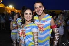 Luma Martins e Jailson Alves