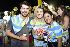 Matheus Resende, Laís Almeida e Mariana Rodrigues