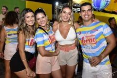 Suyane Pereira, Karla Bessa, Ana Clara Furigo e Victor Bezerra