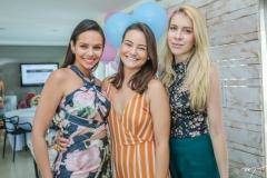 Camila Lima, Fernanda Scienza e Luciana Ratts