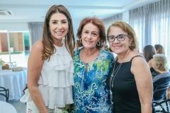 Denise Montenegro, Norma Câmara e Niza Matos