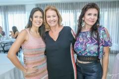 Jéssica Coutinho, Vânia Scienza e Liana Maia