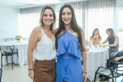 Renata Montenegro e Juliana Affonso