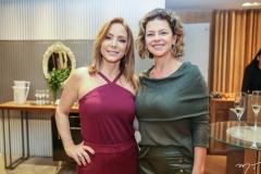 Ana Paula Daud e Ana Cristina Wolf