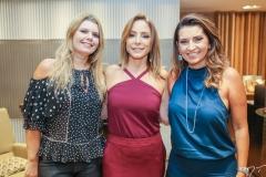 Danielle Pinheiro, Ana Paula Daud e Márcia Travessoni