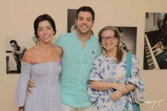 Bianca Cipolla, Bruno Frota e Bia Perlingeiro