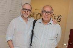 Bob Wolfenson e José Sales