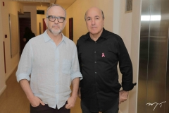 Bob Wolfenson e Silvio Frota