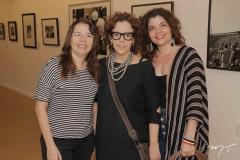 Lia Nara Alencar, Isabelle Montenegro e Adriana Osterno