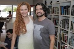 Rafaela Maia e Raphael Lira