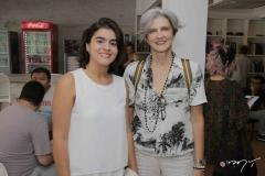 Raquel Morano e Luciana Otoch
