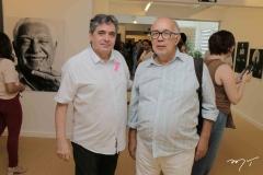 Totonho Laprovitera e José Sales