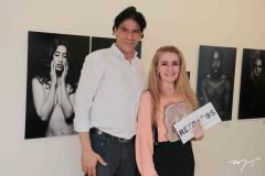 Wilson Loureiro e Hilma Braga