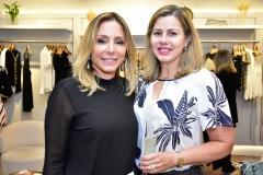 Ana Paula Daud e Vera Ribeiro