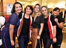 Cassi Amorim, Balika Ramos, Germana Cavalcante, Norma Andrade e Verônica Silva