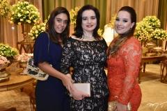 Ana Carolina, Lia e Ana Paula Freire