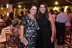 Barbara Freire e Márcia Travessoni