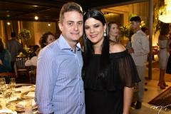 Cassiano e Liane Oliveira