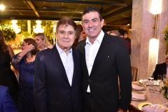 Jorge Parente e Alexandre Pereira