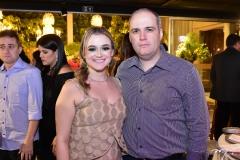 Lisseane e Arthur Viana