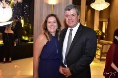 Marta e Luiz Roberto Barcelos