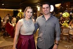 Rebeca e Marcel Frota