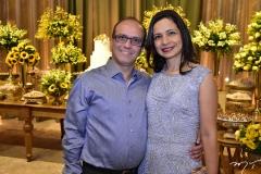 Ricardo e Cristina Pessoa