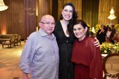 Roberto Claudio, Lissa e Graça Bezerra