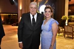 Silvio e Ana Maria Fiuza