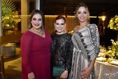 Simone Ramos, Adriana Prachet e Simone Fortaleza