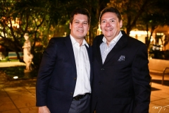 Cláudio e Ivens Dias Branco Jr.
